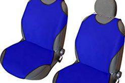 color Gris y Negro Juego de 11 Sumex CAR+ FUNDBAS Funda de Asiento Universal Texas